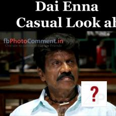 dai enna casual look ah