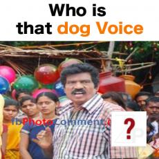 who is that dog voice