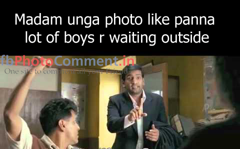 mdam unga photo like panna lot of boys r waiting copy