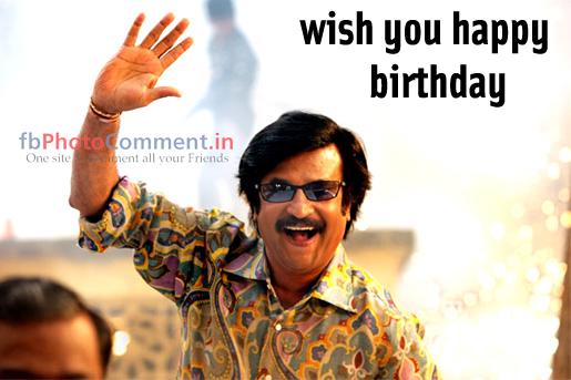 Sivaji Happy Birthday Happy Birthday Photo Comment Tamil