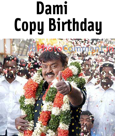 Vijaykanth Halpu Birthday Happy Birthday Photo Comment