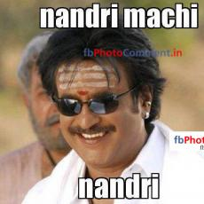 Nandri Machi - Super star Photo comment